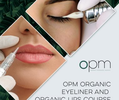 OPM Organic Eyeliner and Organic Lips Course