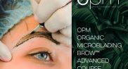OPM Organic Microblading Brow