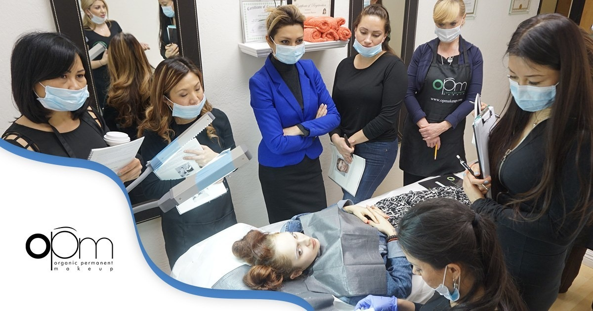 OPM Microblading Class