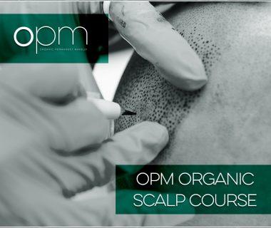 OPM Organic Scalp Course