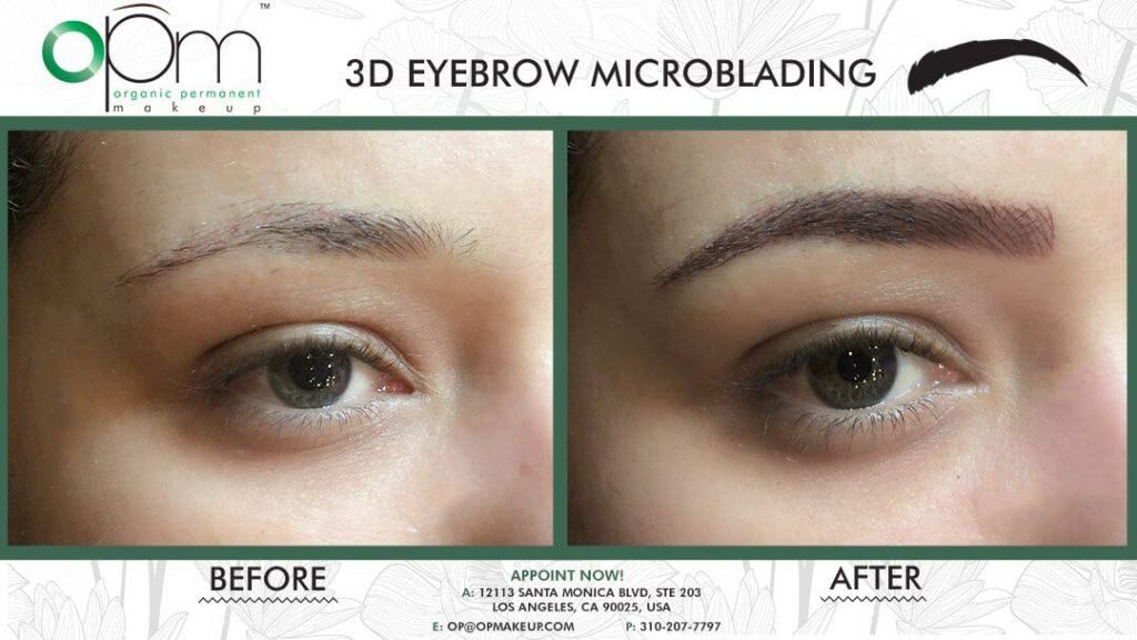 top 4 reasons to get your eyebrows microbladed