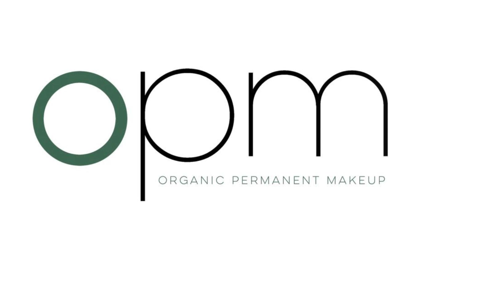 Organic Permanent Makeup Logo