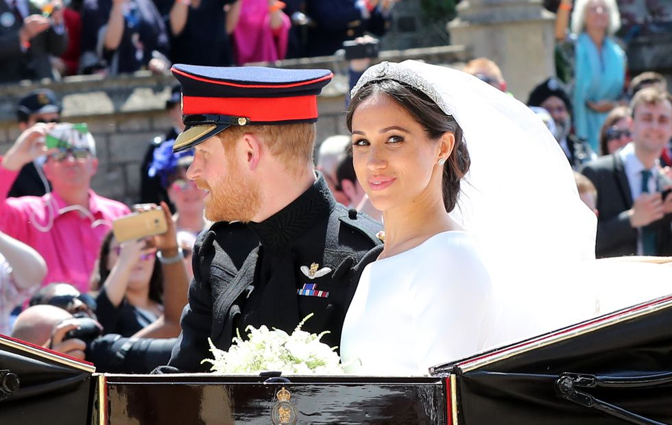 Meghan Markle Royal Eyebrows