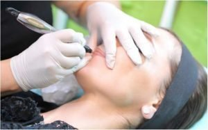 The real deal about lip microblading