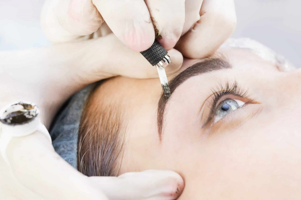 Microblading Services | Training | Course - Organic Permanent Makeup