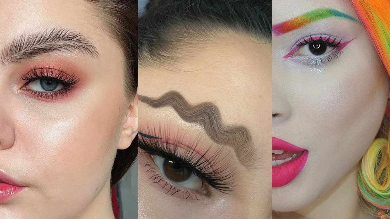 Wild Eyebrow Trends Microblading
