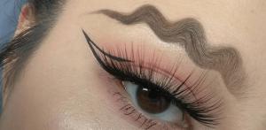Eyebrow Trend - Waxy