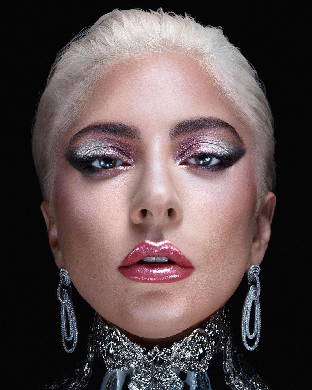 Lady Gaga New Makeup Line