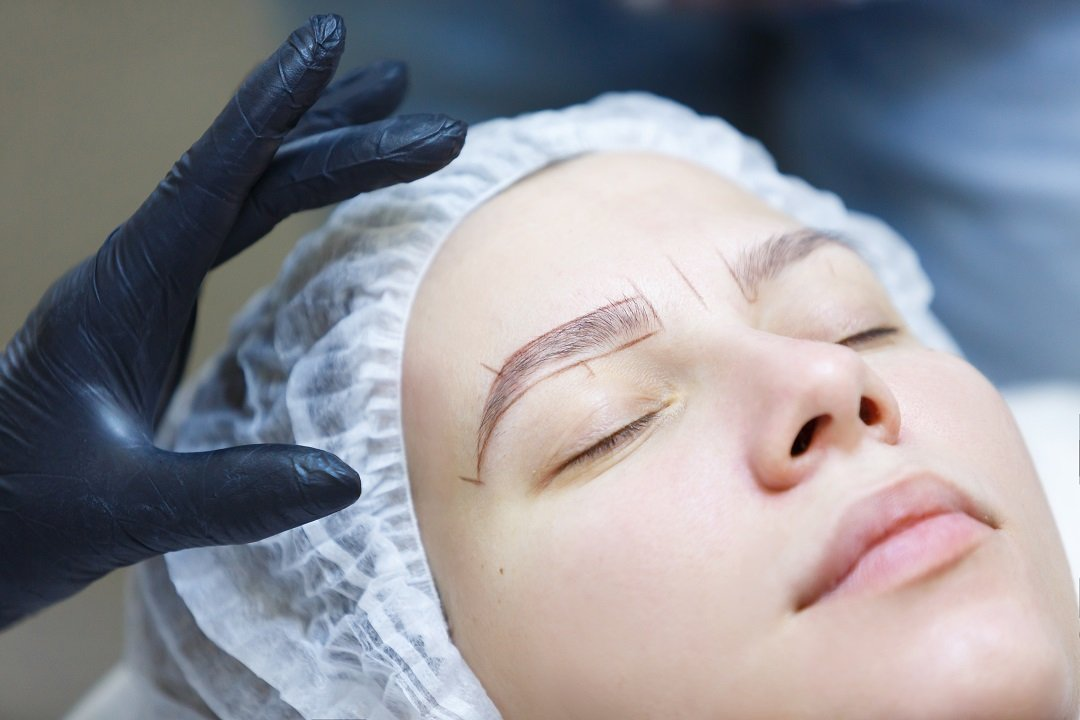 Eyebrow Microblading Procedure