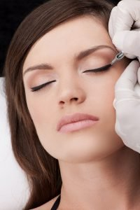eyelash enhancement